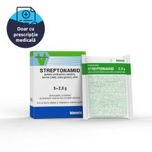 STREPTONAMID 2.8 GR, 5 Plicuri