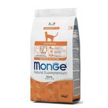 MONGE NATURAL CAT STERILISED (RATA)